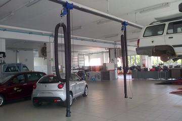 ASPIRAZIONE GAS DI SCARICO