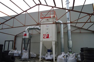 INDUSTRIAL POWDER COLLECTOR G.F.M
