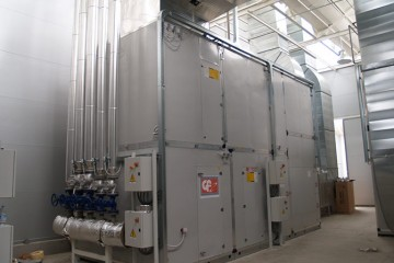 UNIT AIR TREATMENT (CTA)